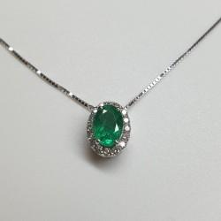 armonie-progetti-oro-girocollo-oro-bianco-smeraldo-ovale-diamanti-p5aw