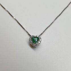armonie-progetti-oro-girocollo-oro-bianco-smeraldo-taglio-cuore-diamanti-p5fn