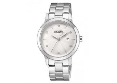 Vagary-by-Citizen-Orologio-Donna-Flair-cassa-e-bracciale-acciaio-quadrante-silver-IU1-719-11