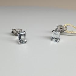 Armonie-by-Progetti-Oro-Orecchini-oro-bianco-acquamarina-taglio-rettangolare-e-diamanti-p4au