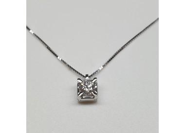 Armonie-by-Progetti-Oro-Girocollo-oro-bianco-con-diamante-taglio-brillante-p0qo