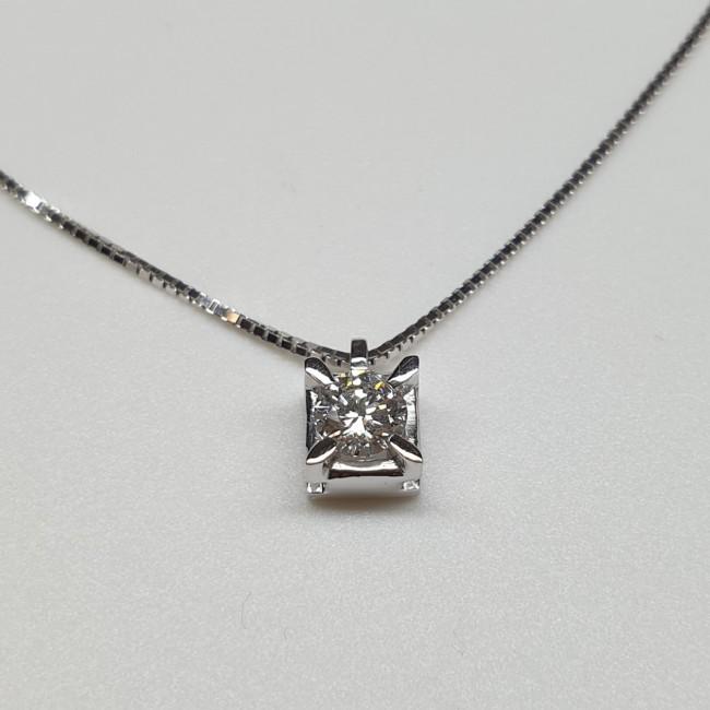 Armonie-by-Progetti-Oro-Girocollo-oro-bianco-con-diamante-taglio-brillante-p2q2
