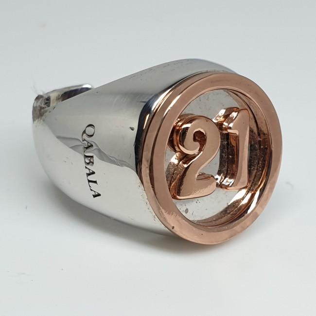 Luce-Bianca-Anello-regolabile-argento-21-placcato-oro-rosa-qan121