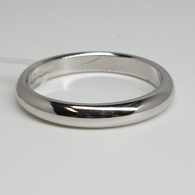 fedina-argento-rodiato-classica-p4do