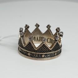 Maria-Cristina-Sterling-Anello-Queen-argento-sterling-corona-con-cristalli-bianchi-g2951