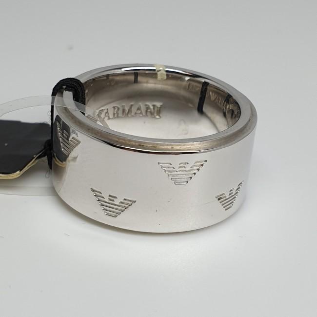 Armani - Anello argento