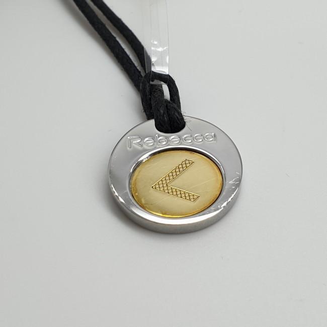 Rebecca-Pendente-acciaio-e-oro-serie-rune-ocr22
