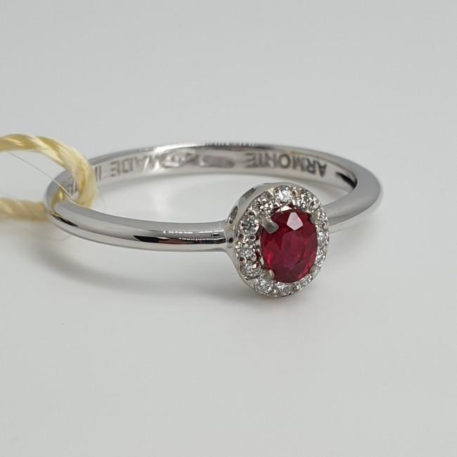 Armonie-by-Progetti-Oro-Anello-oro-bianco-diamanti-rubino-P5ln