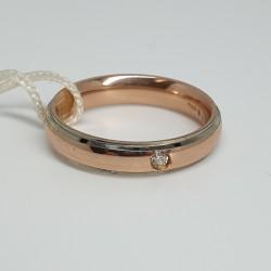 unoaerre-fede-comoda-oro-rosa-bordi-bianchi-4-mm-diamante