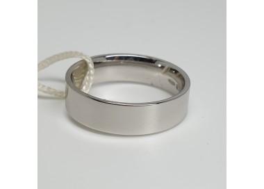 unoaerre-fede-comoda-cerchi-di-luce-oro-bianco-5-mm