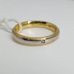 unoaerre-fede-cassiopea-slim-oro-bianco-e-giallo-con-diamante