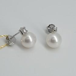 Armonie-by-progetti Oro-Orecchini-oro-bianco-perle-naturali-acqua-mare-diamanti-p5ve