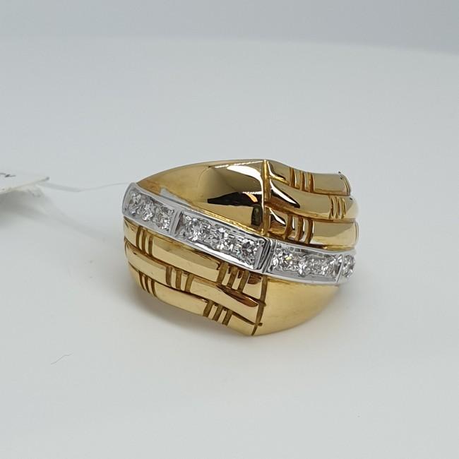 Maxart -Anello diamanti
