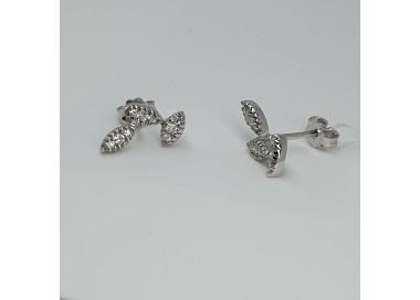 Davite-et-Delucchi-Orecchini-oro-bianco-con-diamanti-taglio-brillante-bb005899