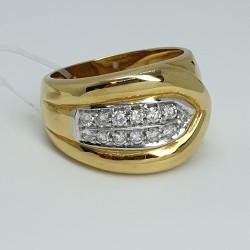 anello-fascia-oro-giallo-diamanti-taglio-brillante-Cv825-g1