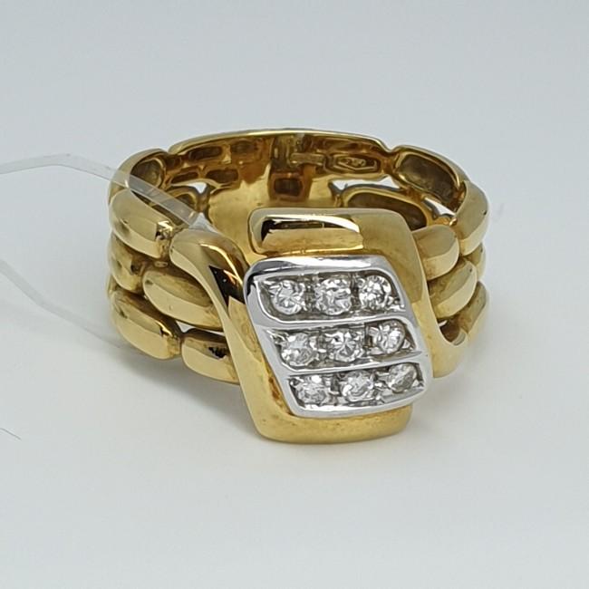 Anello diamanti
