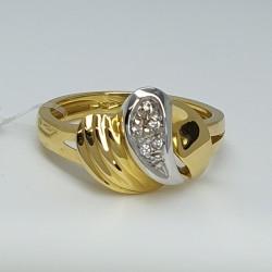 Anello-oro-giallo-oro-bianco-con-diamanti-taglio-brillante-Isbpr450-g1