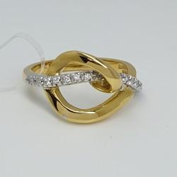 Anello-oro-giallo-oro-bianco-con-diamanti-taglio-brillante-nos4