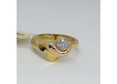 Anello-oro-giallo-rosa-bianco-con-diamanti-taglio-brillante-ntnv