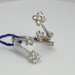 Anello-oro-bianco-con diamanti-taglio-brillante-Ad016-b