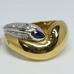 anello-in-oro-bianco-e-oro-giallo-con-zaffiro-taglio-navette-e-diamanti-taglio-brillante