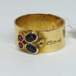 cesari-anello-fascia-oro-giallo-zaffiri-taglio-ovale-e-rubini