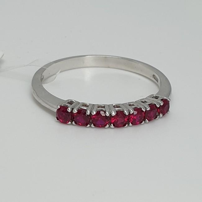 anello-fedina-oro-bianco-con-pietre-rosse