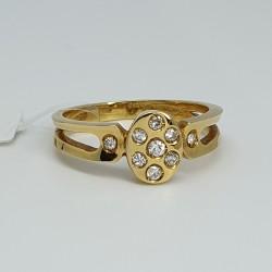 anello-oro-giallo-con-diamanti-taglio-brillante-ct010