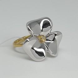 anello-fiore-oro-bianco-e-oro-giallo-lucido