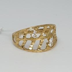 anello-oro-giallo-fascia-traforata-e-sfaccettata-con-zirconi-bianchi