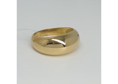anello-bombato-oro-giallo-lucido
