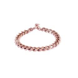 unoaerre-bracciale-bronzo-rosato-catena-grumetta-cm18