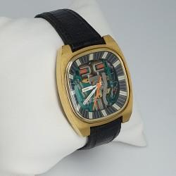 bulova-orologio-vintage-accutron-elettronico-da-uomo-cassa-acciaio-laminato-oro-e-cinturino-pelle
