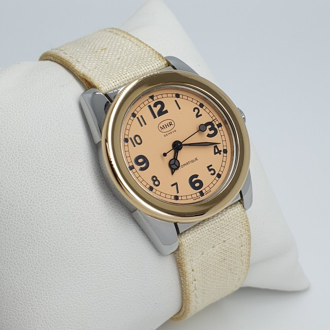 MHR-orologio-acciaio-automatico-tessuto