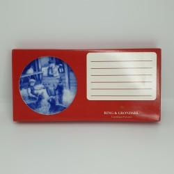 Bing&Grondahl - Placchetta 2003