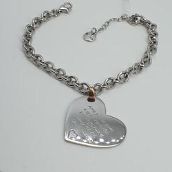 Jack&Co - Bracciale argento Chain