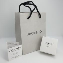 Jack&Co - Bracciale argento Bangle