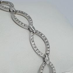 Bracciale diamanti