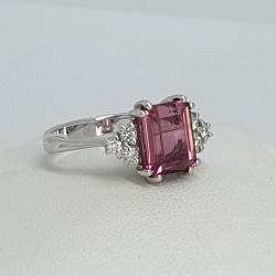 anello-oro-rubellite-diamanti
