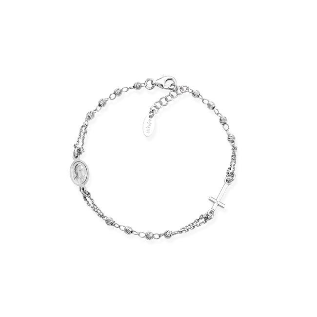 Amen-bracciale-rosario-argento-diamantato