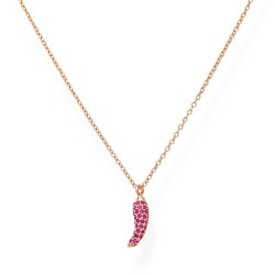 amen-collana-argento-rose-cornetto-pave-zirconi-color-rubino