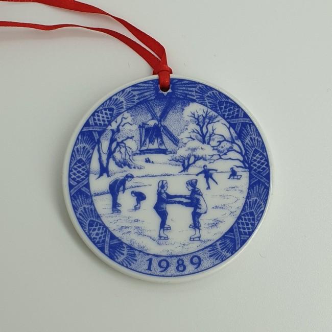 Royal Copenhagen - Mini piatto 1989