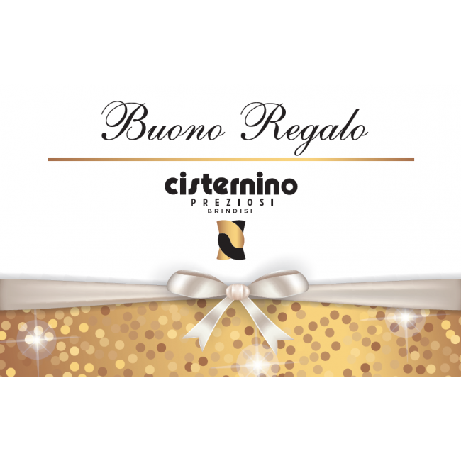 GiftCard25 - Buono Regalo 25€