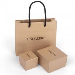 Unoaerre - Collana bronzo dorato