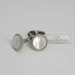 Marcello-Pane-Gemelli-argento-rodiato-lucido-madreperla-tondo