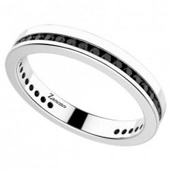 zancan-anello-argento-spinelli-neri