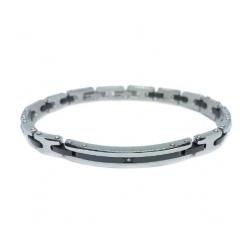 zancan-bracciale-acciaio-bianco-nero-zircone-bianco