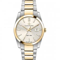 Lucien-rochat-orologio-leman-quarzo-acciaio-argento-oro-r0453114001