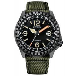 citizen-orologio-uomo-meccanico-automatico-acciaio-cinturino-nylon-nj2197-19e