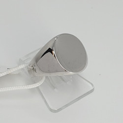 Marcello-pane-anello-argento-chevalier-sigillo-liscio-anmon051